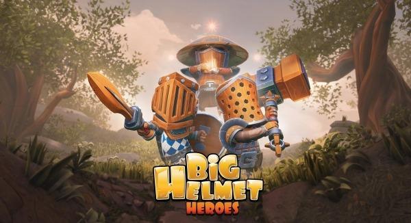 Big Helmet Heroes Android Game Image 1
