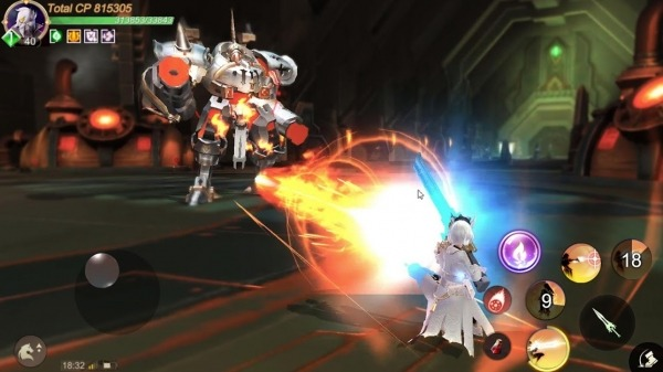 Eternal Sword M Android Game Image 1