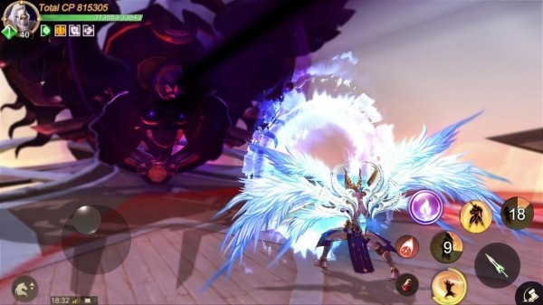 Eternal Sword M Android Game Image 3