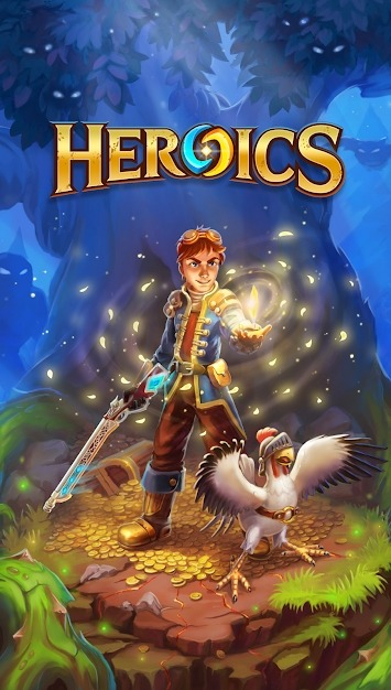 Heroics Android Game Image 1