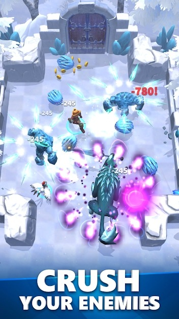 Heroics Android Game Image 2
