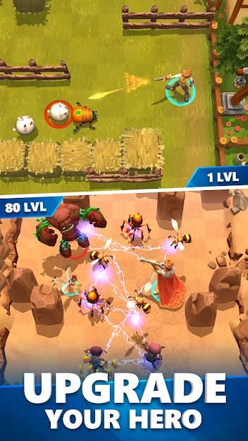 Heroics Android Game Image 3