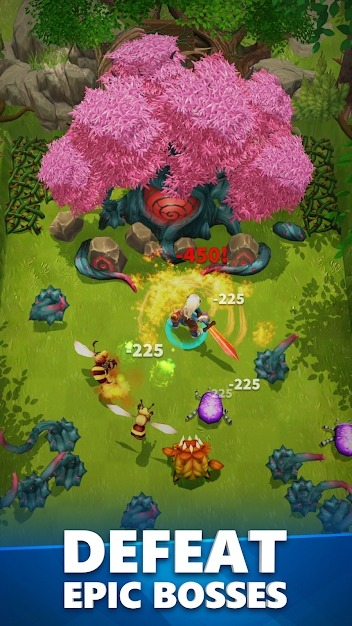 Heroics Android Game Image 4
