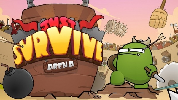Just Survive: Arena Android Game Image 1