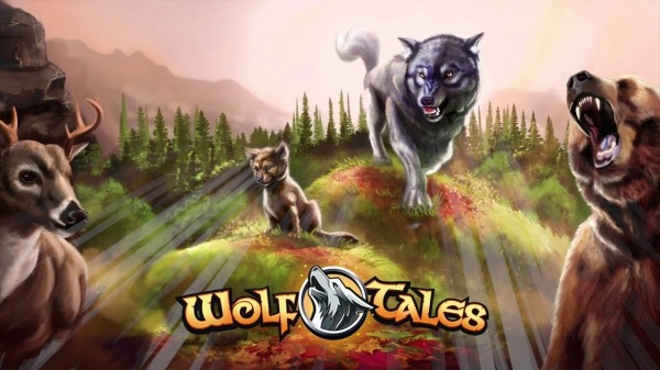 Wolf Tales - Home & Heart Android Game Image 1