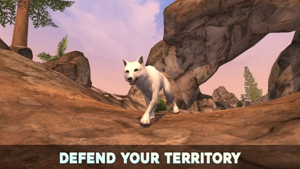 Wolf Tales - Home & Heart Android Game Image 5