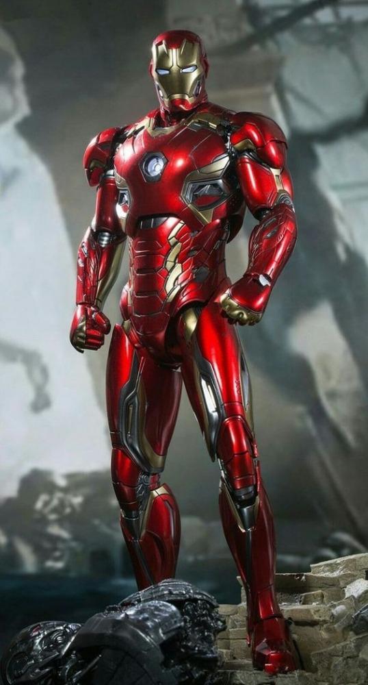 Ironman Mobile Phone Wallpaper Image 1