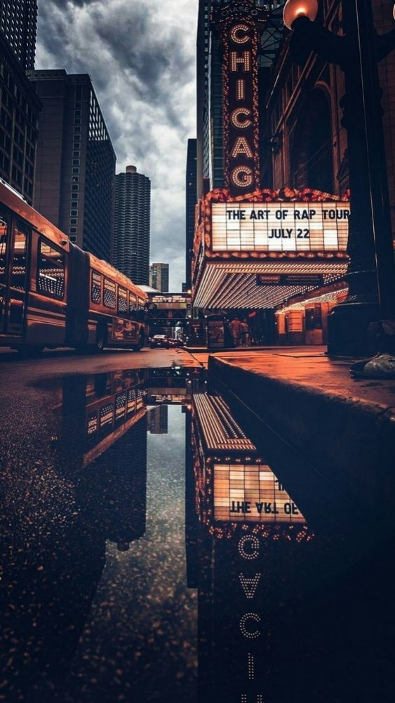 Rain Mobile Phone Wallpaper Image 1