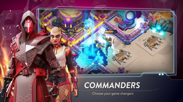 Dystopia: Modern Empires Android Game Image 1