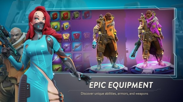 Dystopia: Modern Empires Android Game Image 2