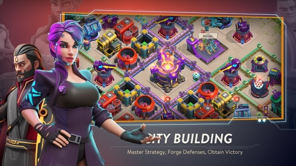 Dystopia: Modern Empires Android Game Image 3