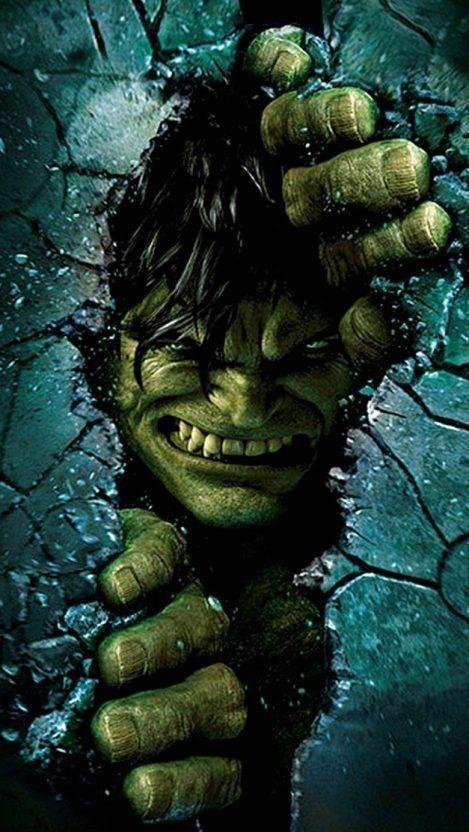Hulk Mobile Phone Wallpaper Image 1