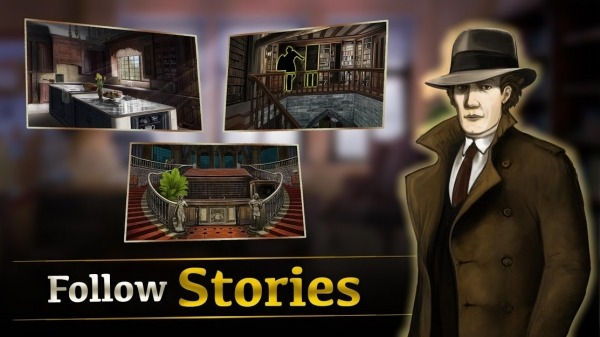 Detective & Puzzles - Mystery Jigsaw Game Android Game Image 3