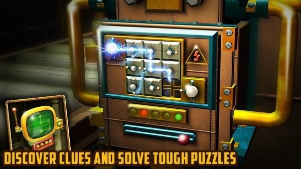 Escape Machine City: Airborne Android Game Image 3