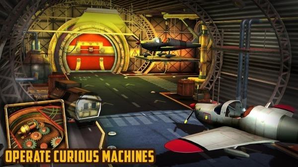 Escape Machine City: Airborne Android Game Image 4
