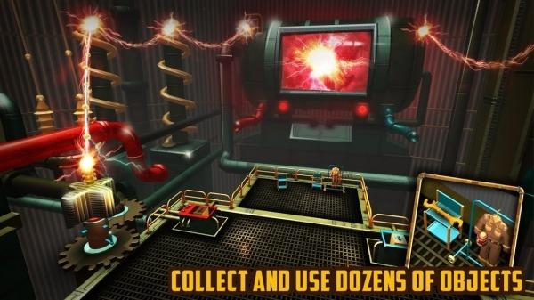 Escape Machine City: Airborne Android Game Image 5