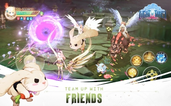 Light Of Thel: Glory Of Cepheus Android Game Image 2