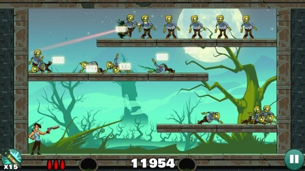Stupid Zombies Android Game Image 2