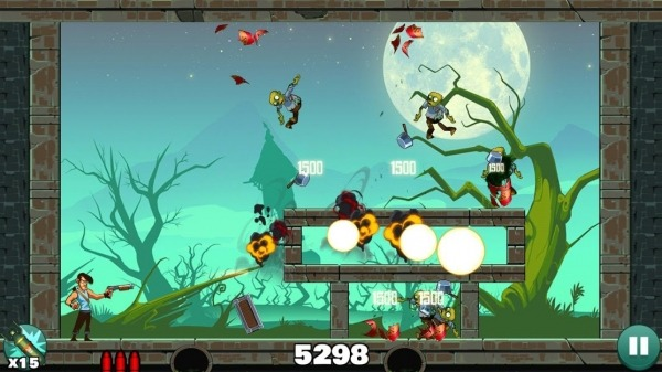 Stupid Zombies Android Game Image 3