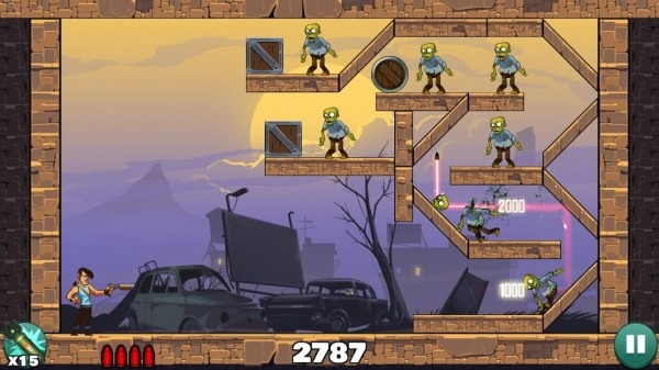 Stupid Zombies Android Game Image 4