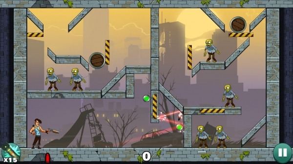Stupid Zombies Android Game Image 5