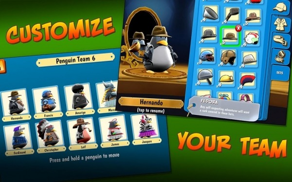 Adventure Beaks Android Game Image 1