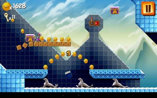 Adventure Beaks Android Game Image 2