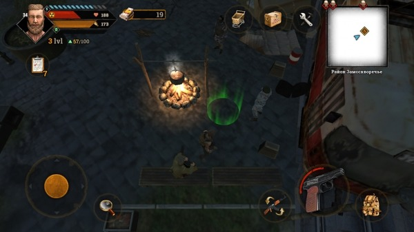 Metro Survival Android Game Image 2
