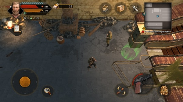 Metro Survival Android Game Image 3