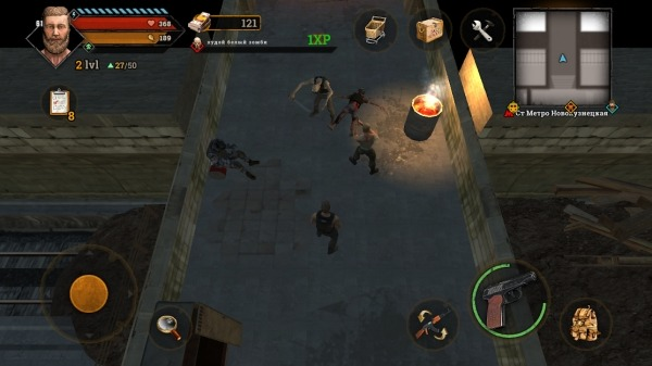 Metro Survival Android Game Image 4
