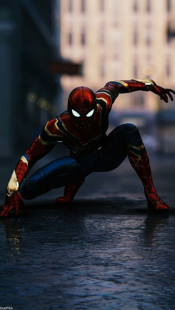 Spider Man Android Wallpaper Image 1