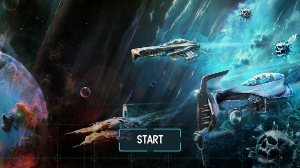 Asteroids Star Pilot Android Game Image 1