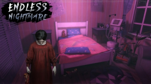 Endless Nightmare: 3D Creepy & Scary Horror Game Android Game Image 1