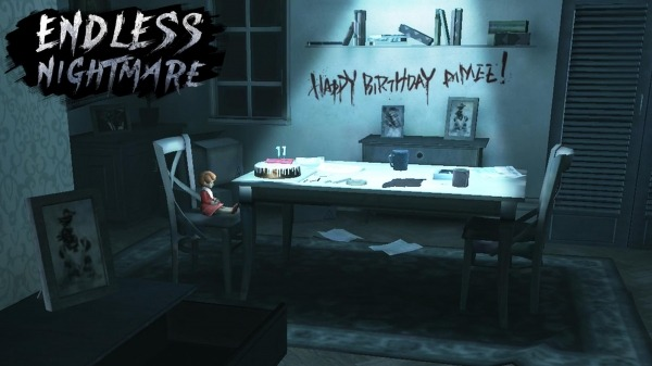 Endless Nightmare: 3D Creepy & Scary Horror Game Android Game Image 2