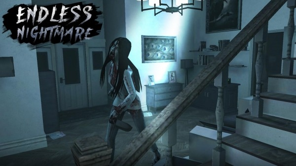 Endless Nightmare: 3D Creepy & Scary Horror Game Android Game Image 3