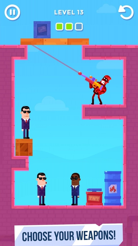 Hitmasters Android Game Image 1