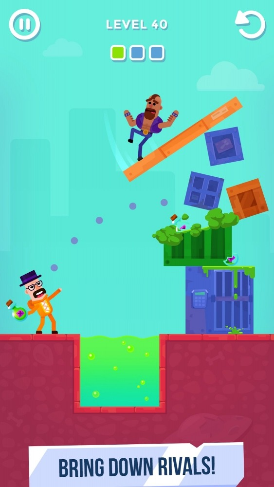 Hitmasters Android Game Image 2