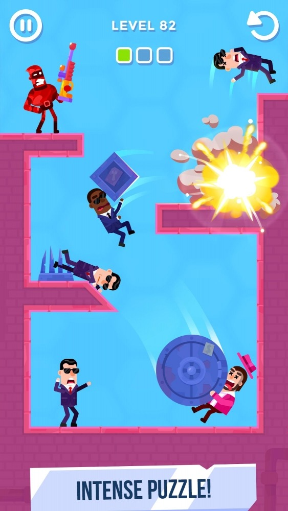 Hitmasters Android Game Image 3