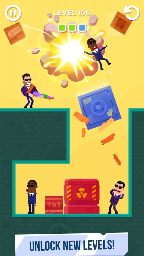 Hitmasters Android Game Image 4