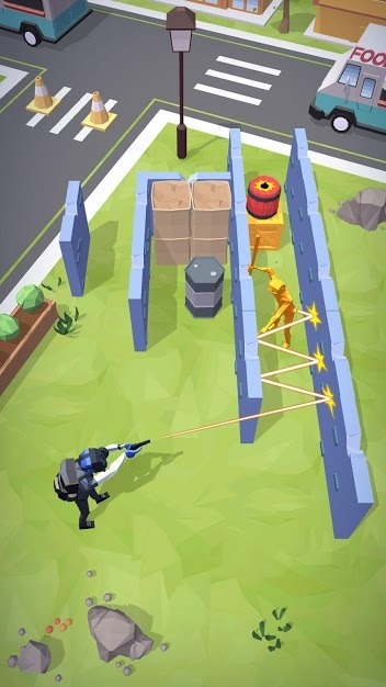 Special Agent Android Game Image 1