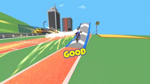 Bike Hop: Be A Crazy BMX Rider! Android Game Image 2