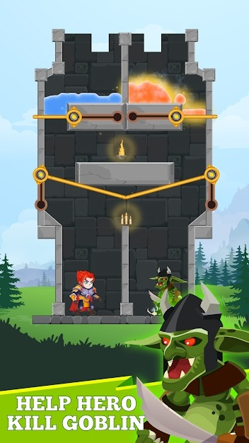 Hero Rescue Android Game Image 3