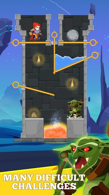 Hero Rescue Android Game Image 5