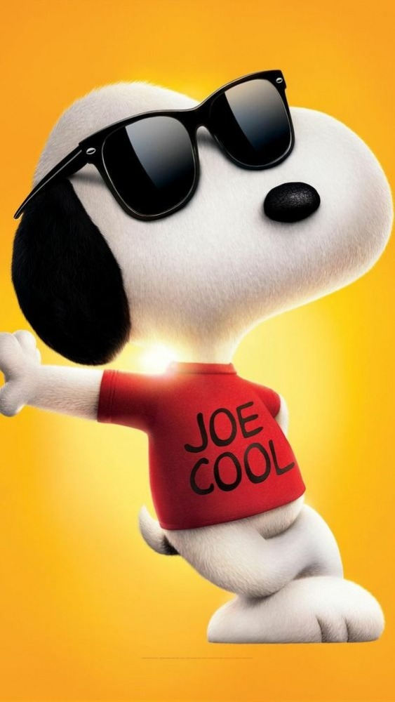 Snoopy Mobile Phone Wallpaper Image 1