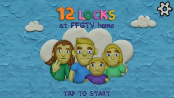 12 Locks At FFGTV Home Android Game Image 1