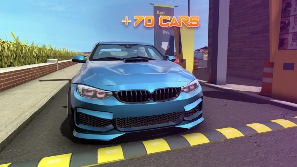 Car Parking Multiplayer Android Game Image 1
