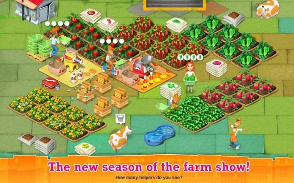 Hobby Farm Show 2 (Free) Android Game Image 2
