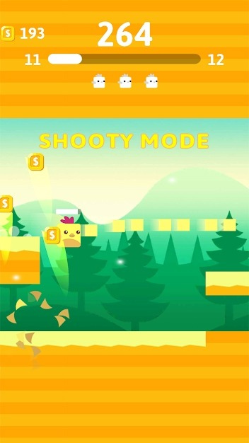 Stacky Bird: Hyper Casual Flying Birdie Game Android Game Image 3