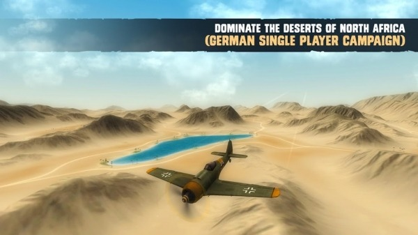 War Dogs : Air Combat Flight Simulator WW II Android Game Image 4