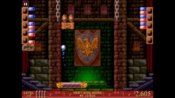 Bricks Of Camelot Android Game Image 1